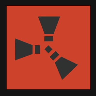 Rust logo emblem » Emblemas para o Battlefield 4 / Hardline Rust