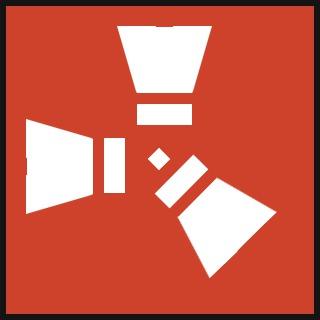RUST Logo » Emblemas para o Battlefield 4 / Hardline Rust